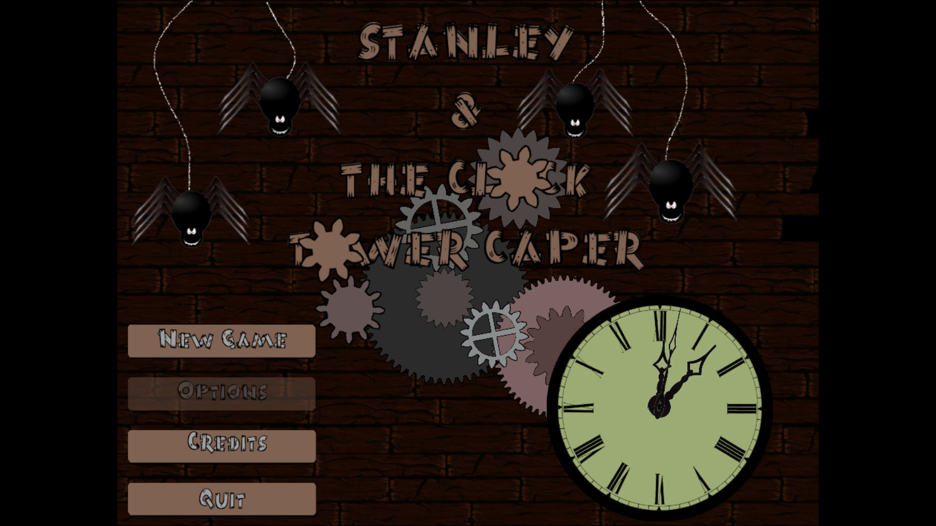 Stanley and the Clock Tower Caper