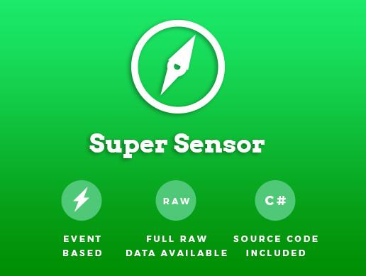 Super Sensor