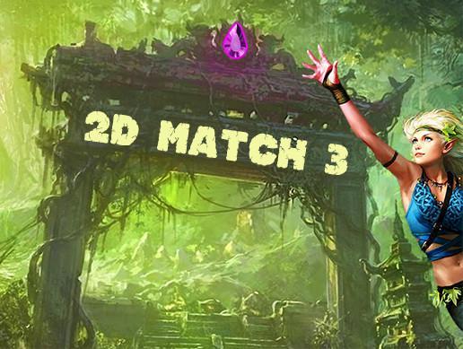 2D Match 3