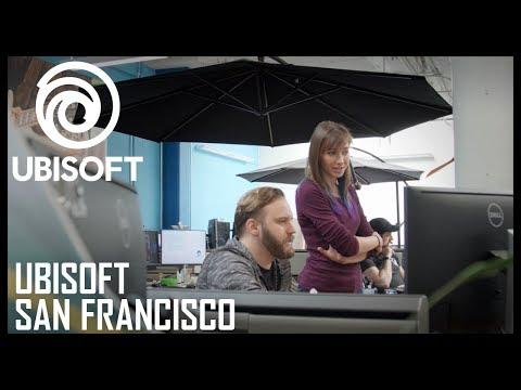 Inside Ubisoft San Francisco