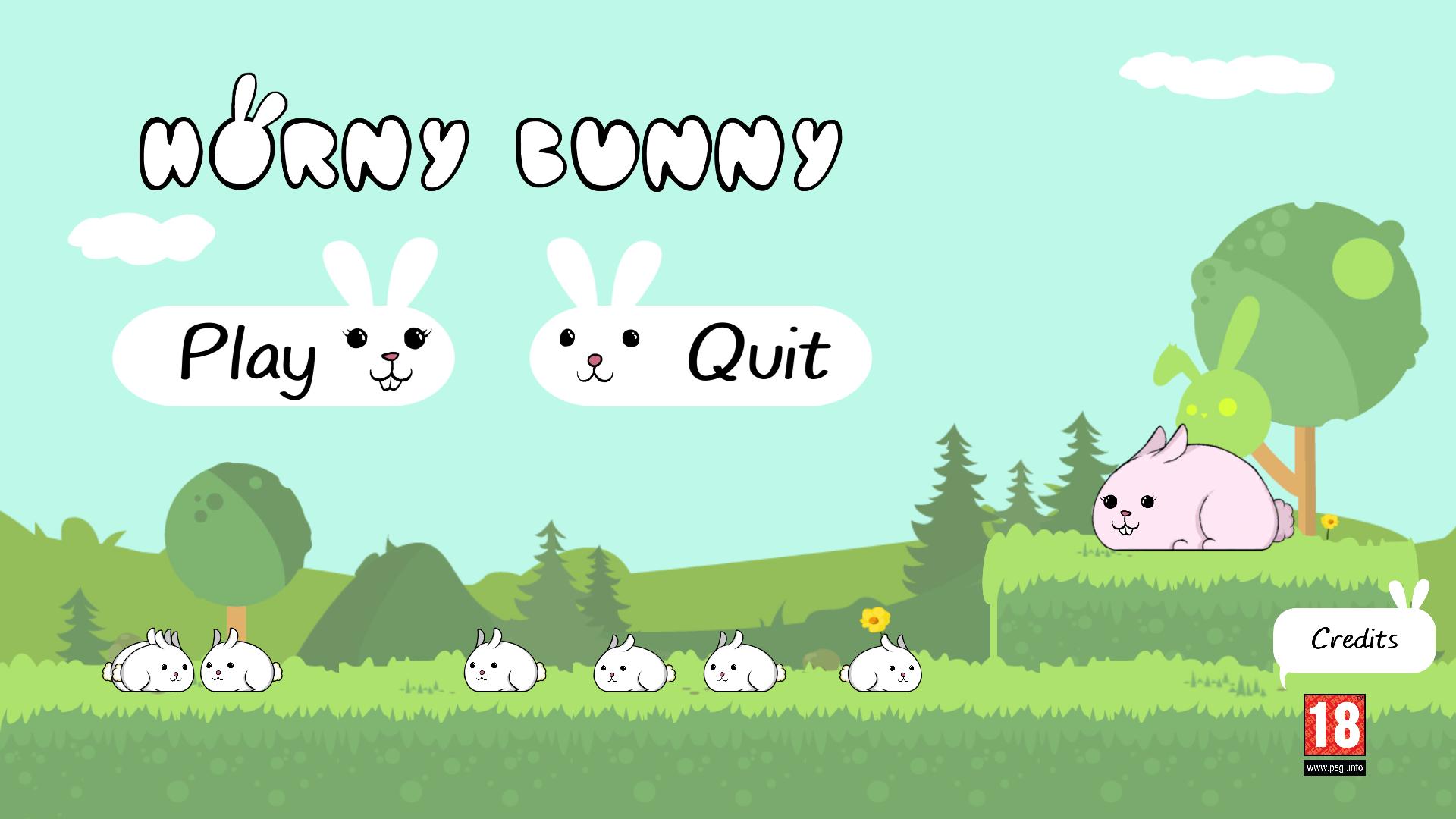 Horny Bunny