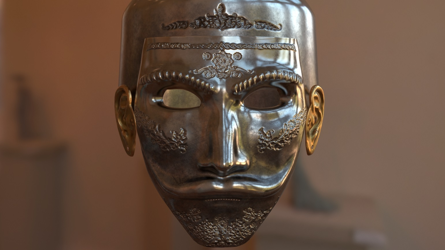Cuman Mask