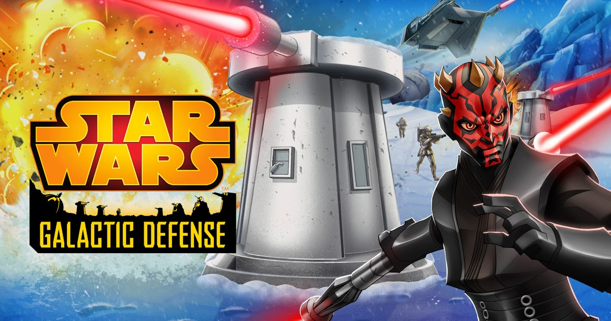 Star Wars - Galactic Defense