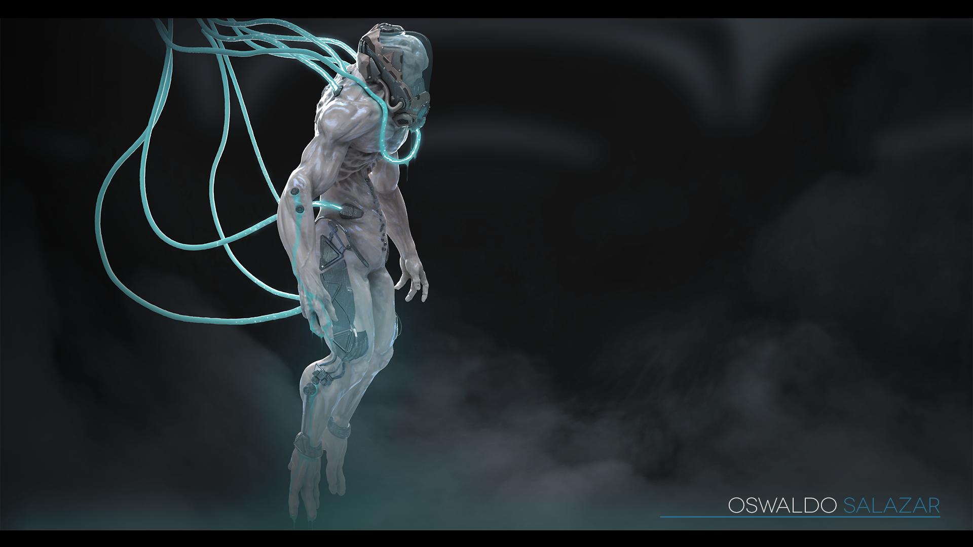 Lab Alien