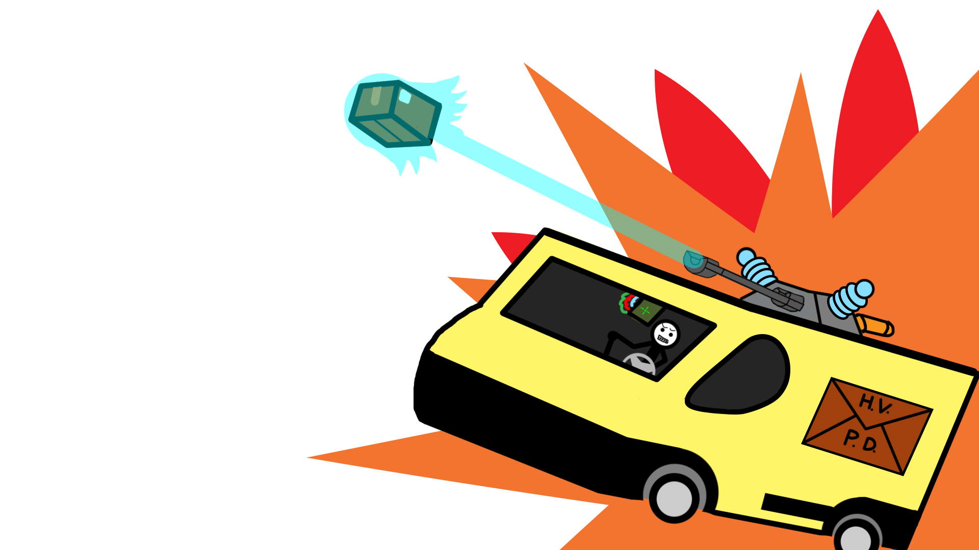 High Velocity Parcel Delivery