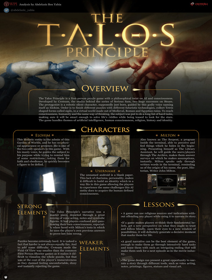 The Talos Principle Narrative Review