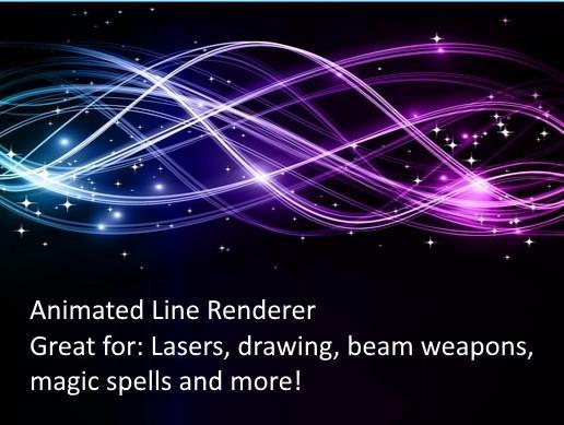 Animated Line Renderer