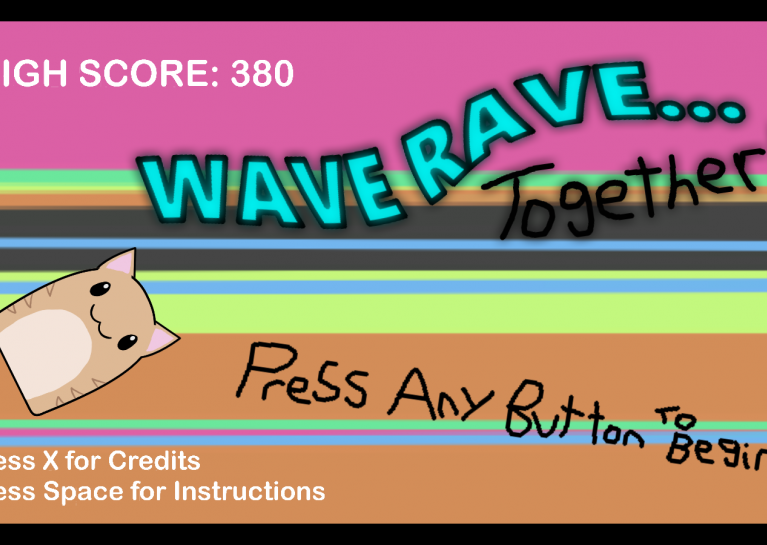 Wave Rave... Together!