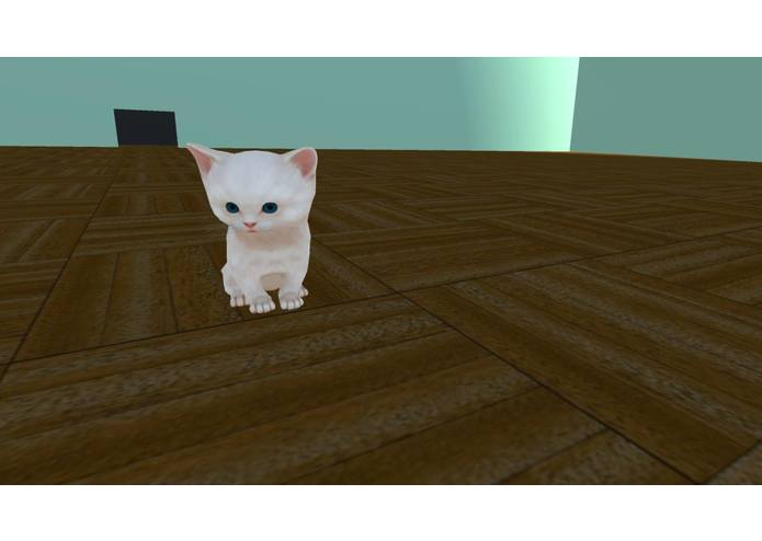 VR Pet Kitty