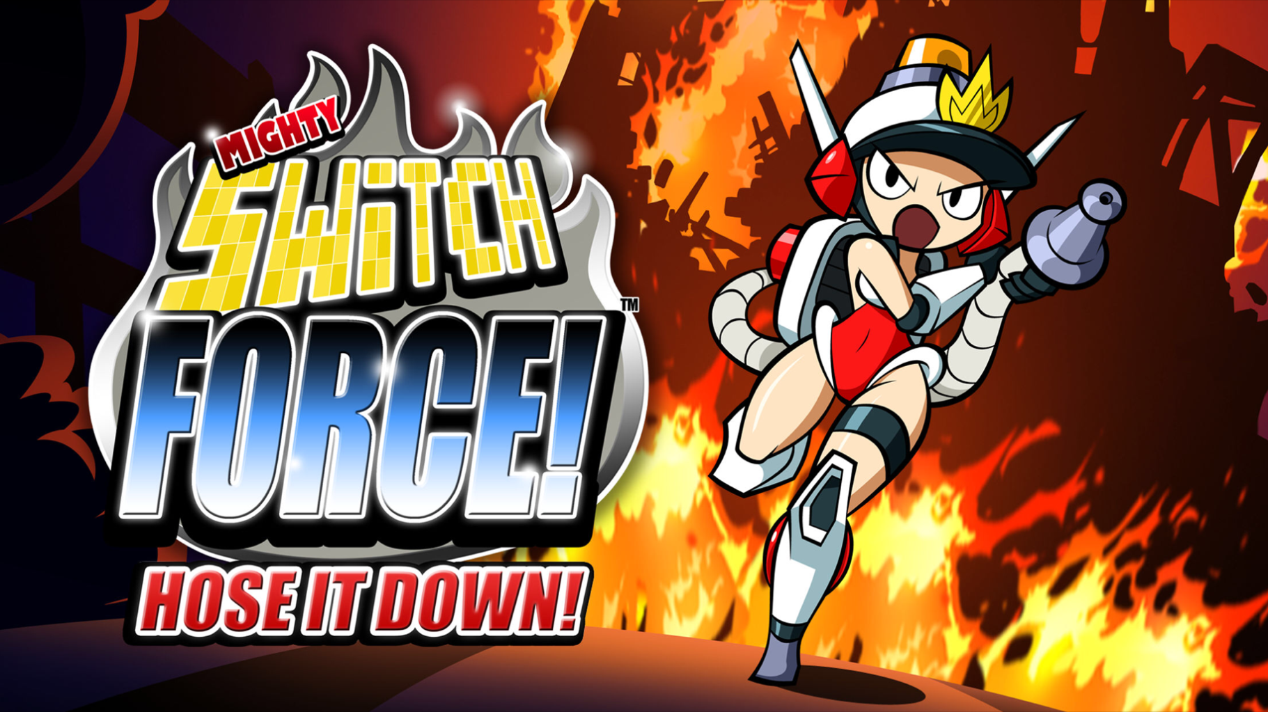 Mighty Switch Force: Hose It Down