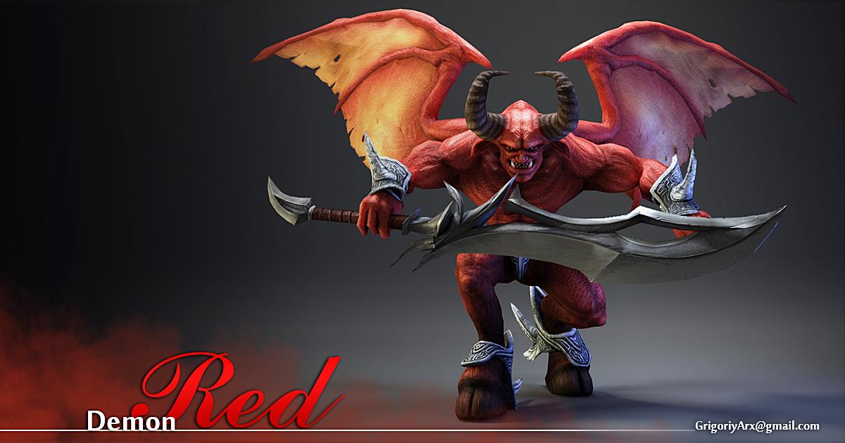 Demon RED