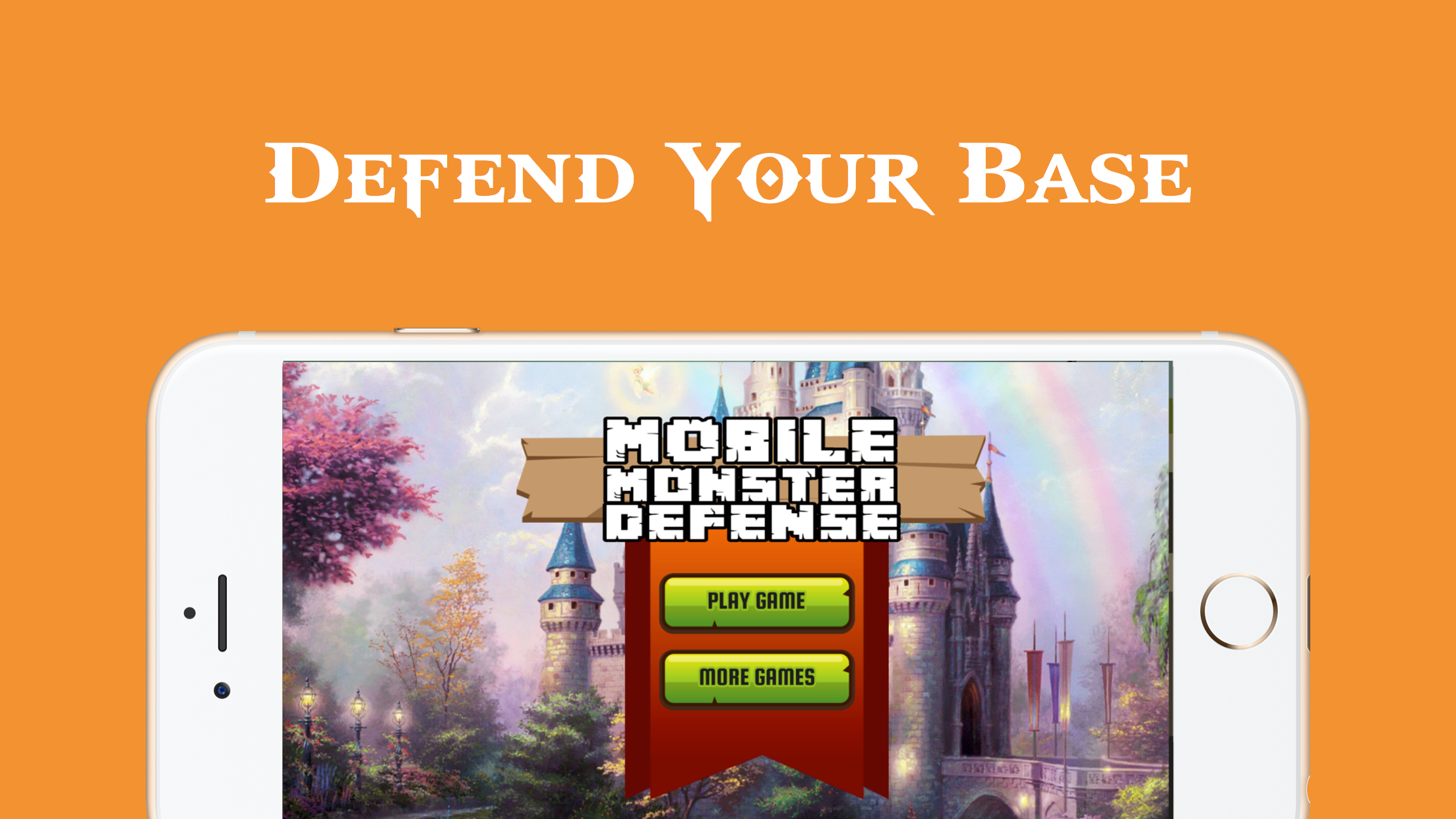 Mobile Monsters Defense
