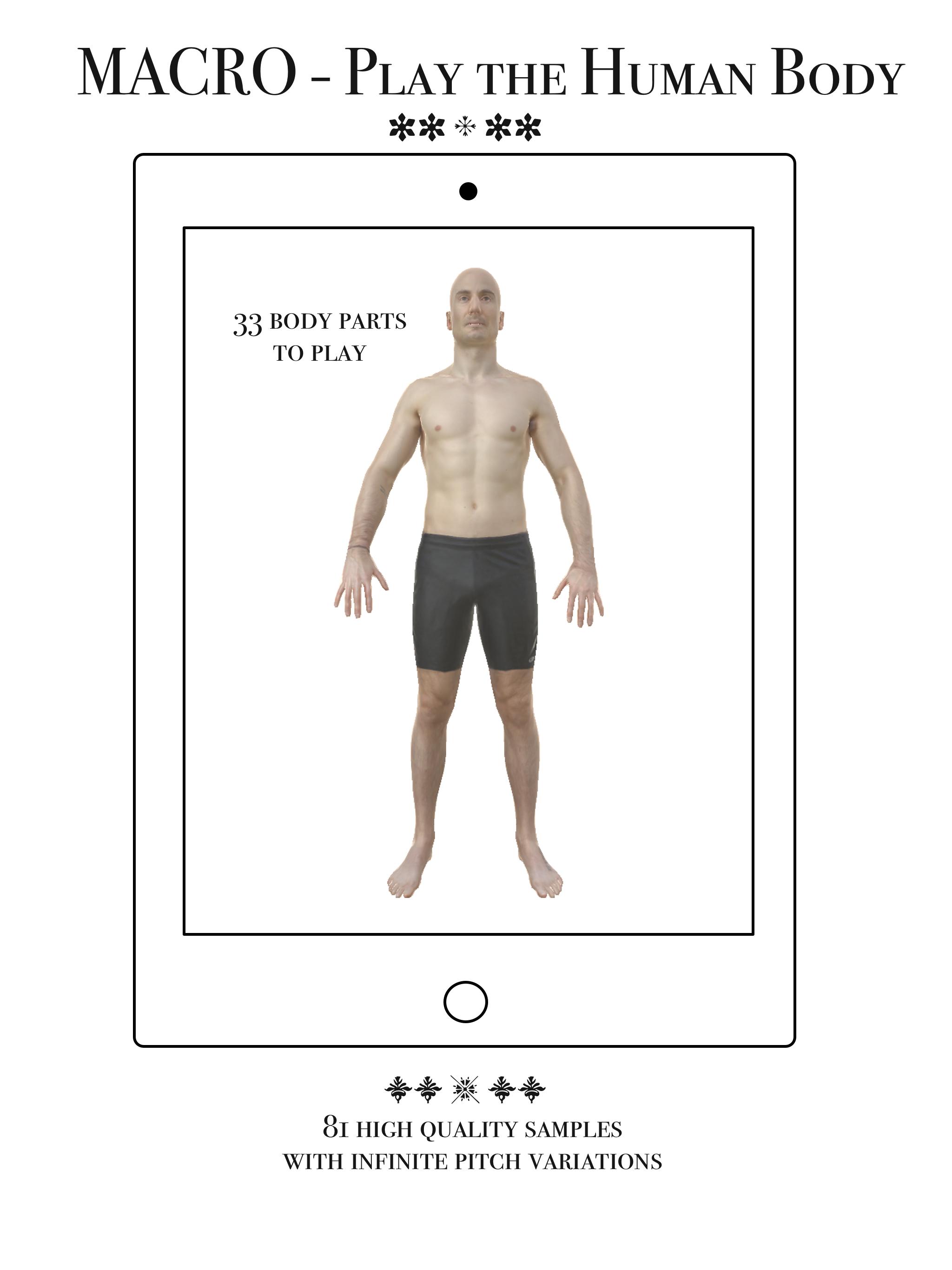 [iOS] Play the body