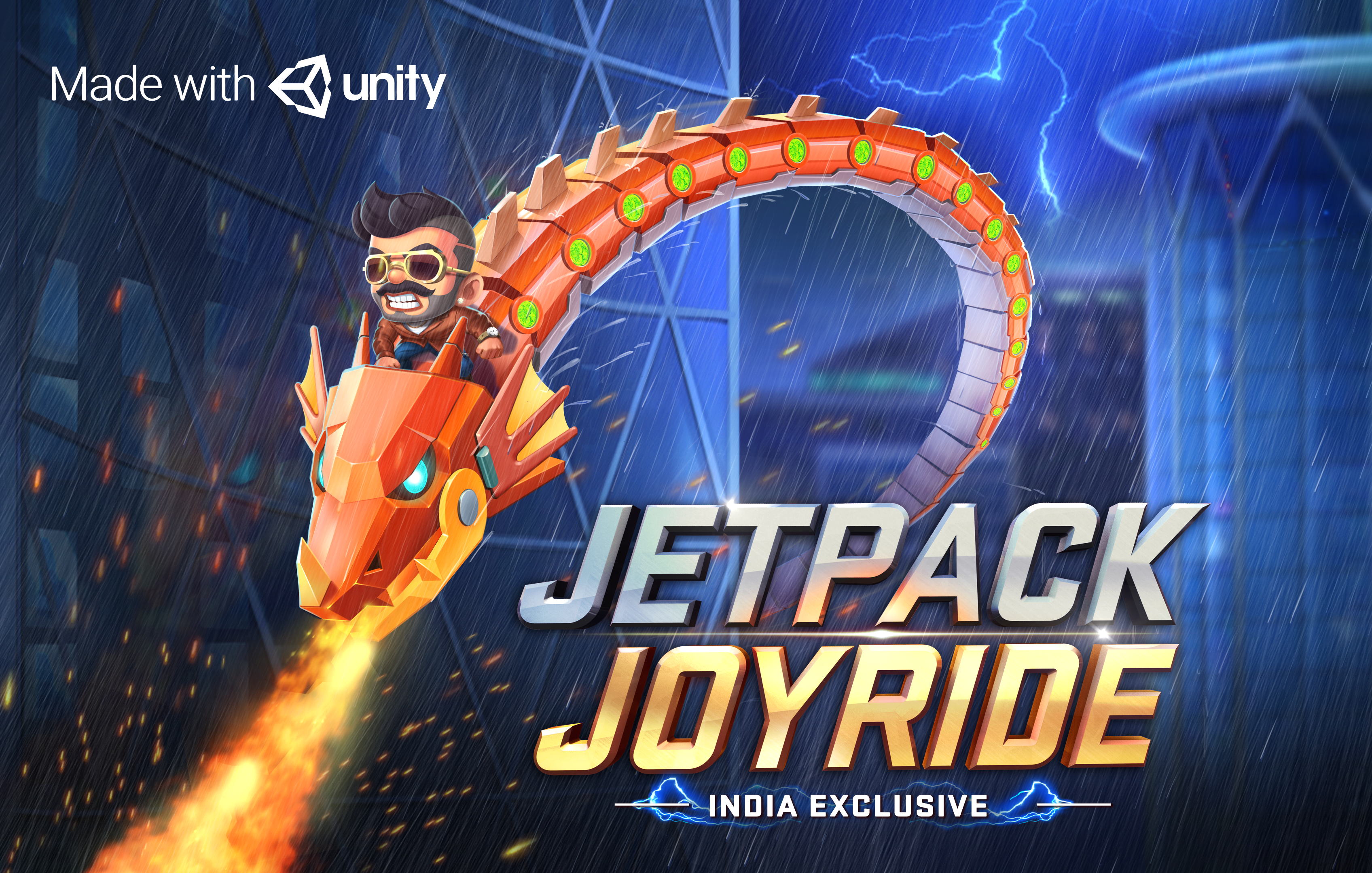 Jetpack Joyride India