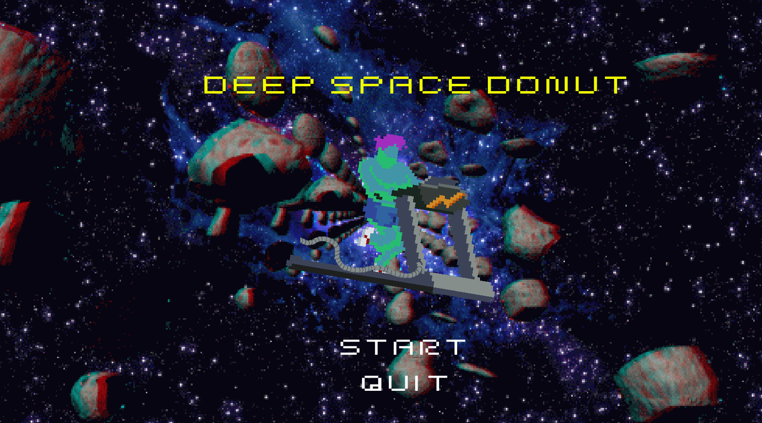Deep Space Donut