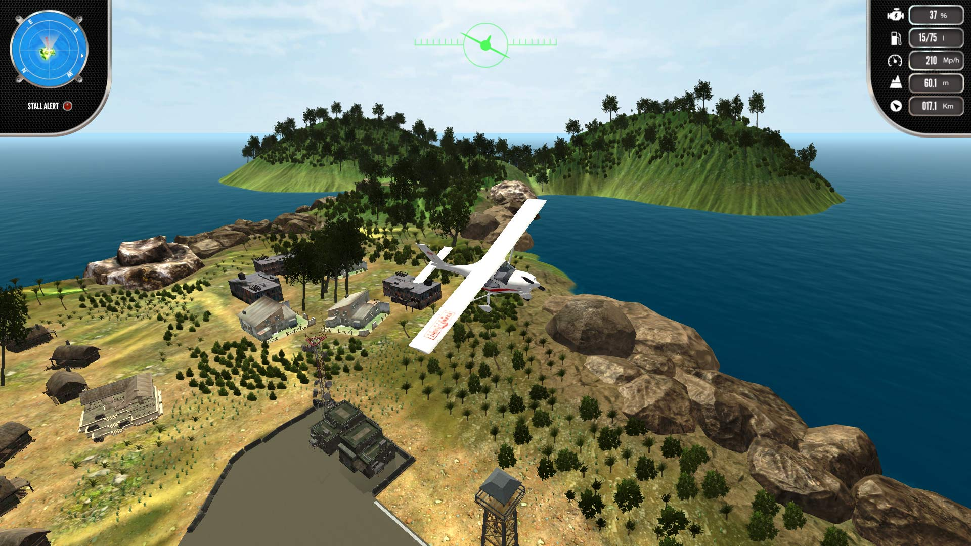 Island Flight Simulator (PS4 Port)