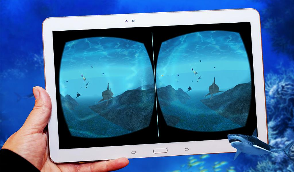 Angry Shark Virtual ( VR )