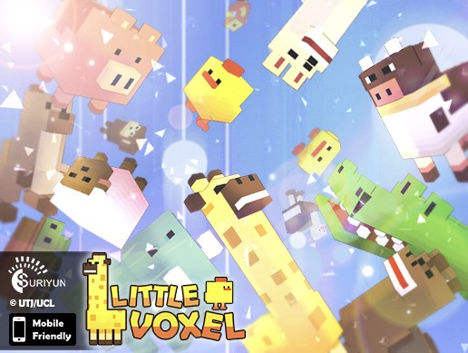 Little Voxel