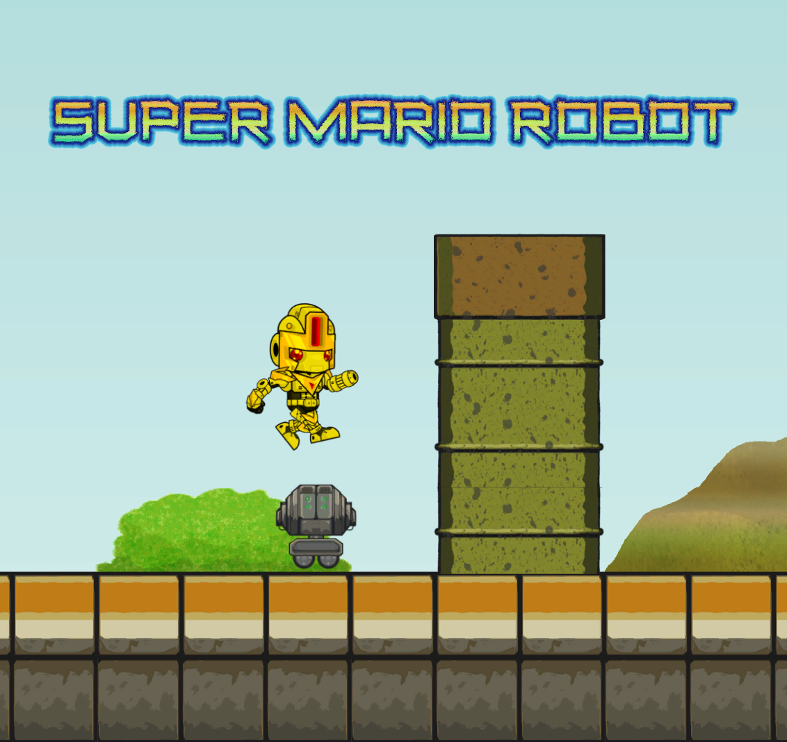 Super Mario Robot