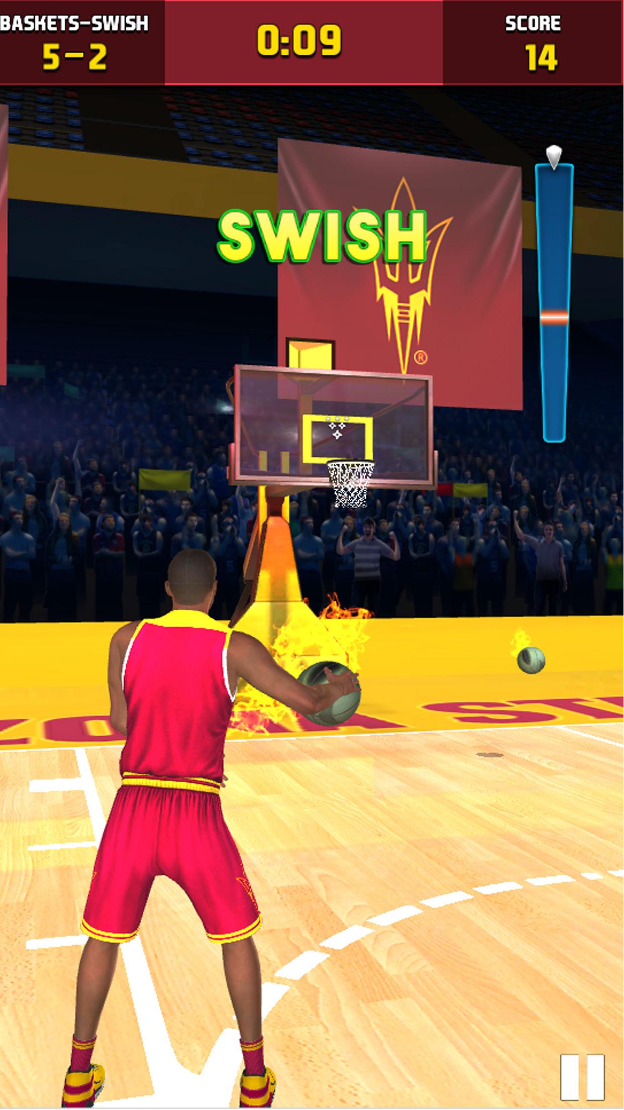 ASU Basketball Challenge
