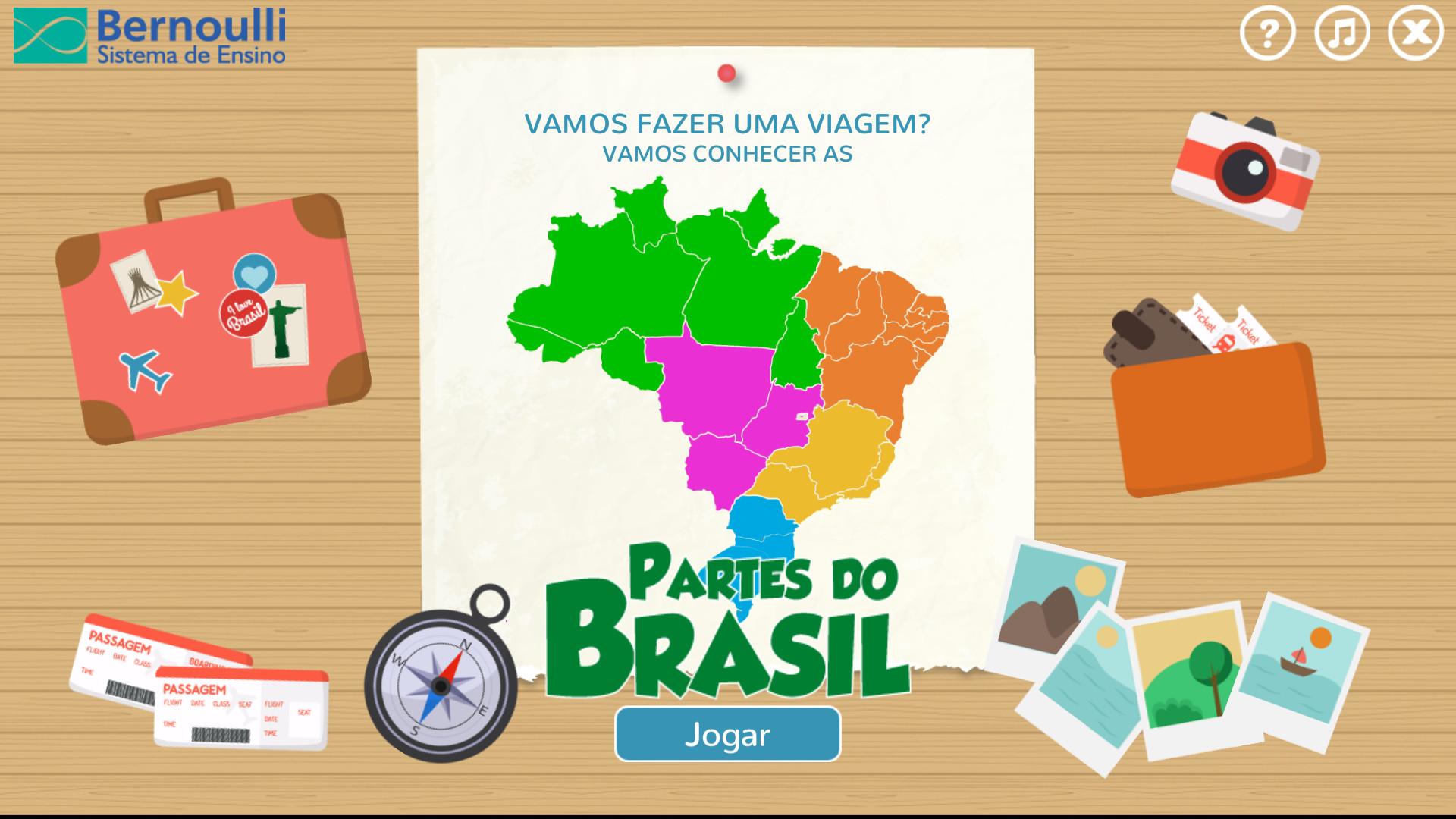 Partes do Brasil