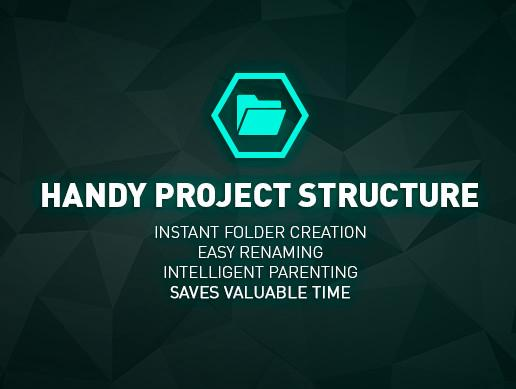 Handy Project Structure