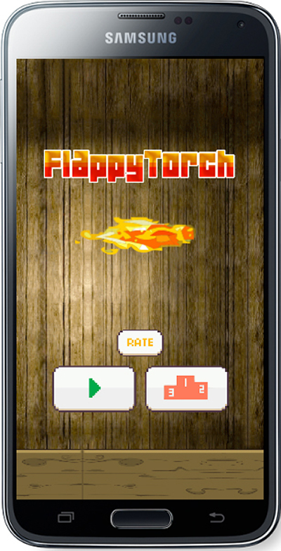 Flappy Torch
