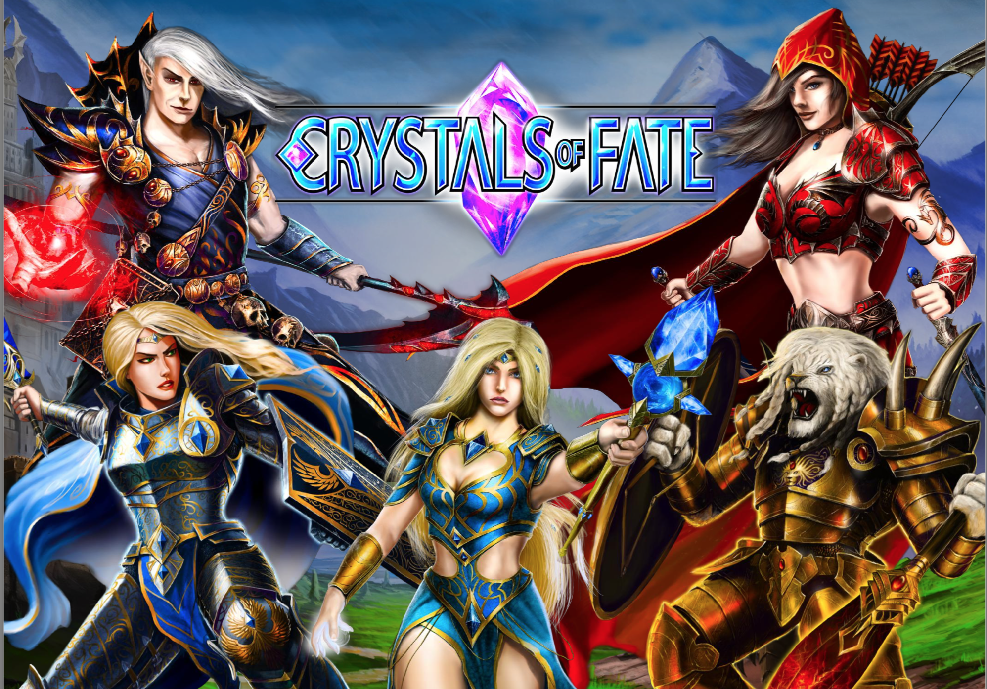 Crystals of Fate