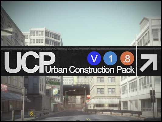 Urban Construction Pack