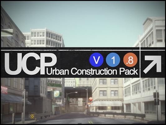 Urban Construction Pack
