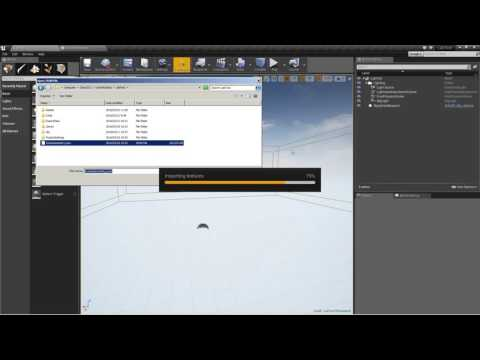 Unity to Unreal 4 converter