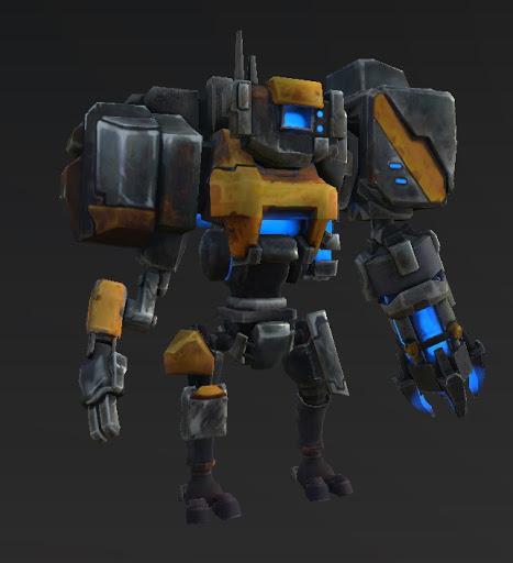 Bolter Bot