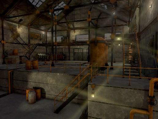 Dynamic Industrial Facility