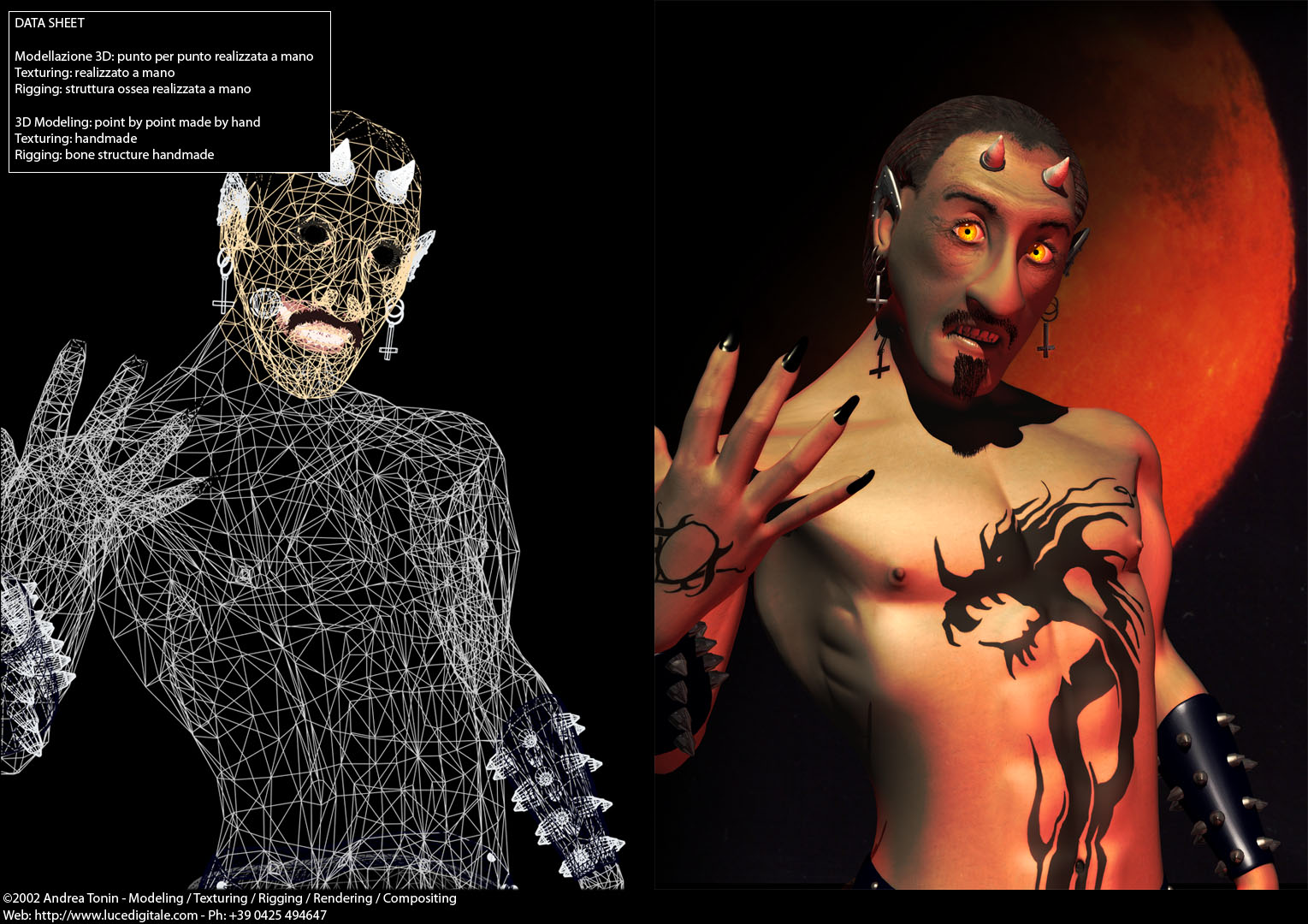 3D Character Art