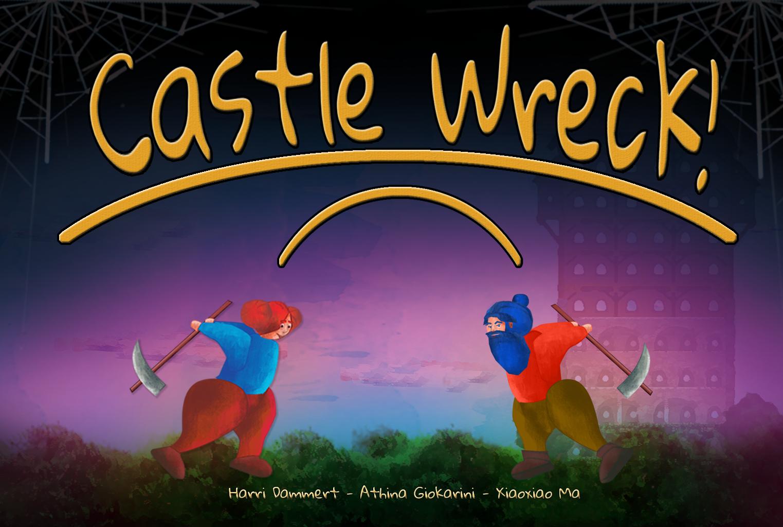 Castle Wrecker (Iceclimber Clone)