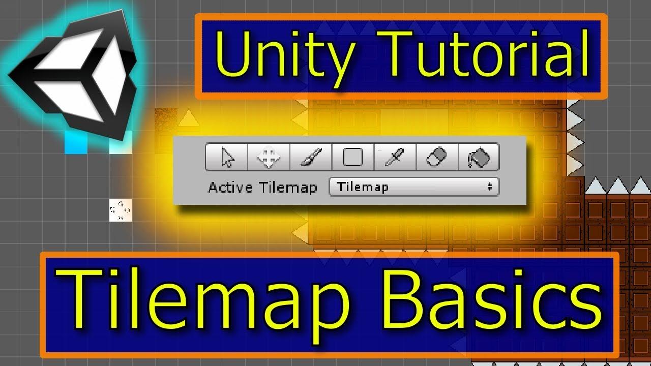 Unity Tilemap Basics