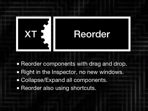 XT Reorder