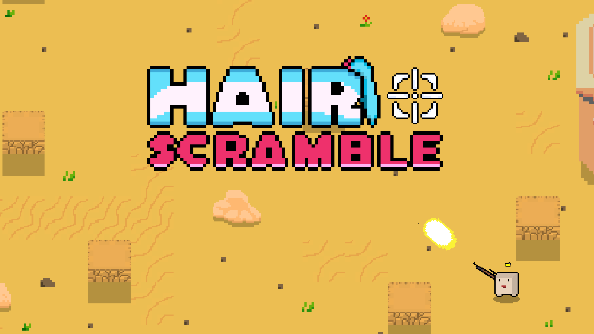 Hair Scramble