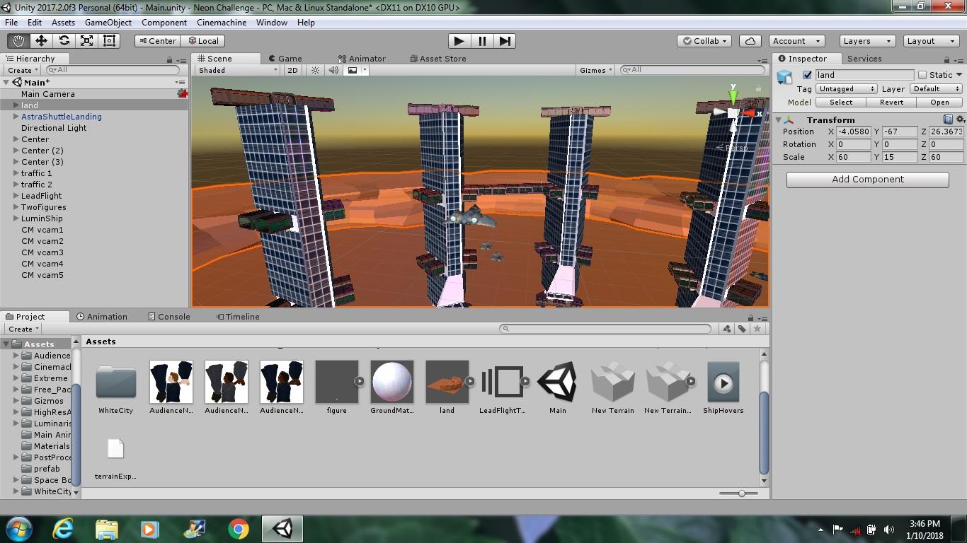Stonehenge: A new colony