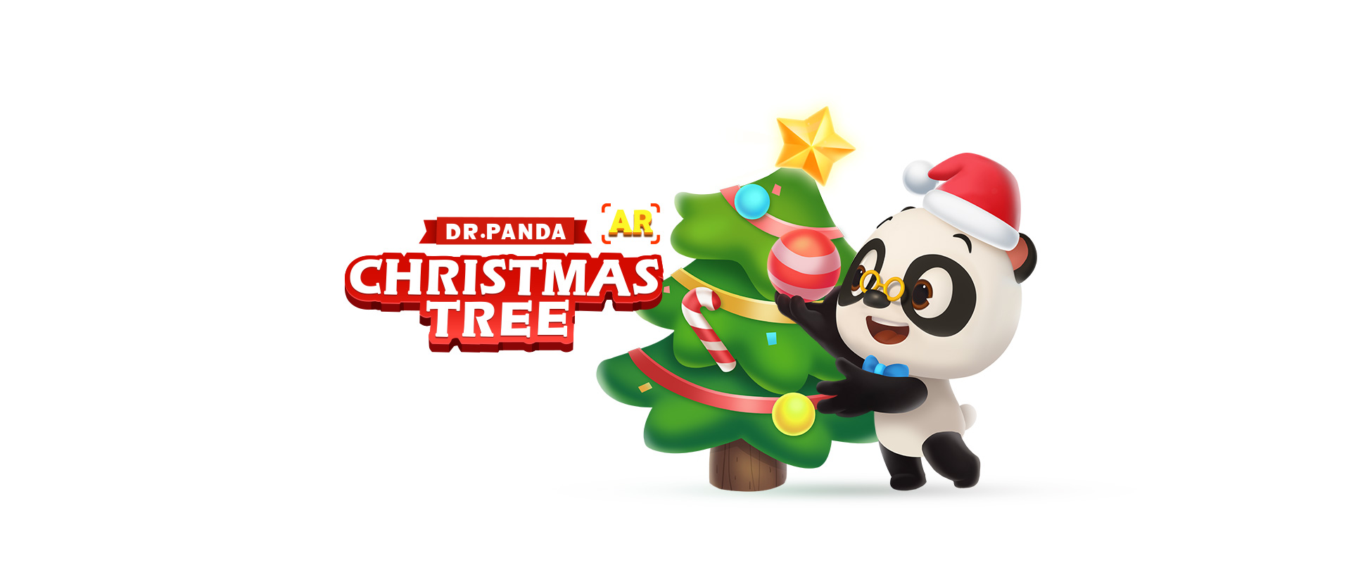 Dr. Panda AR Christmas Tree