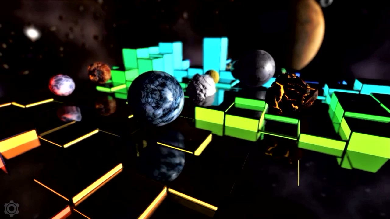 Spectrum Space Jam