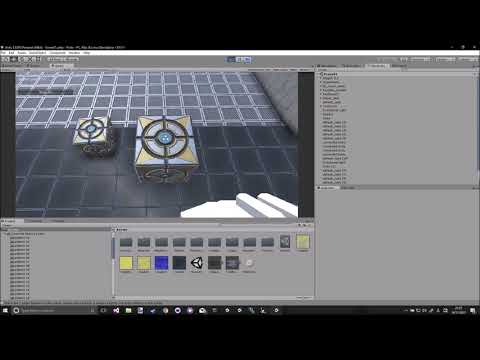 Physics Gun in Unity