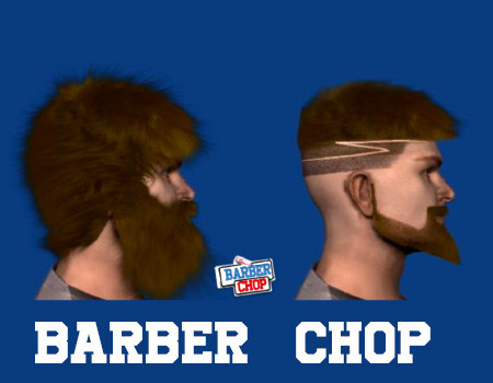Barber Chop