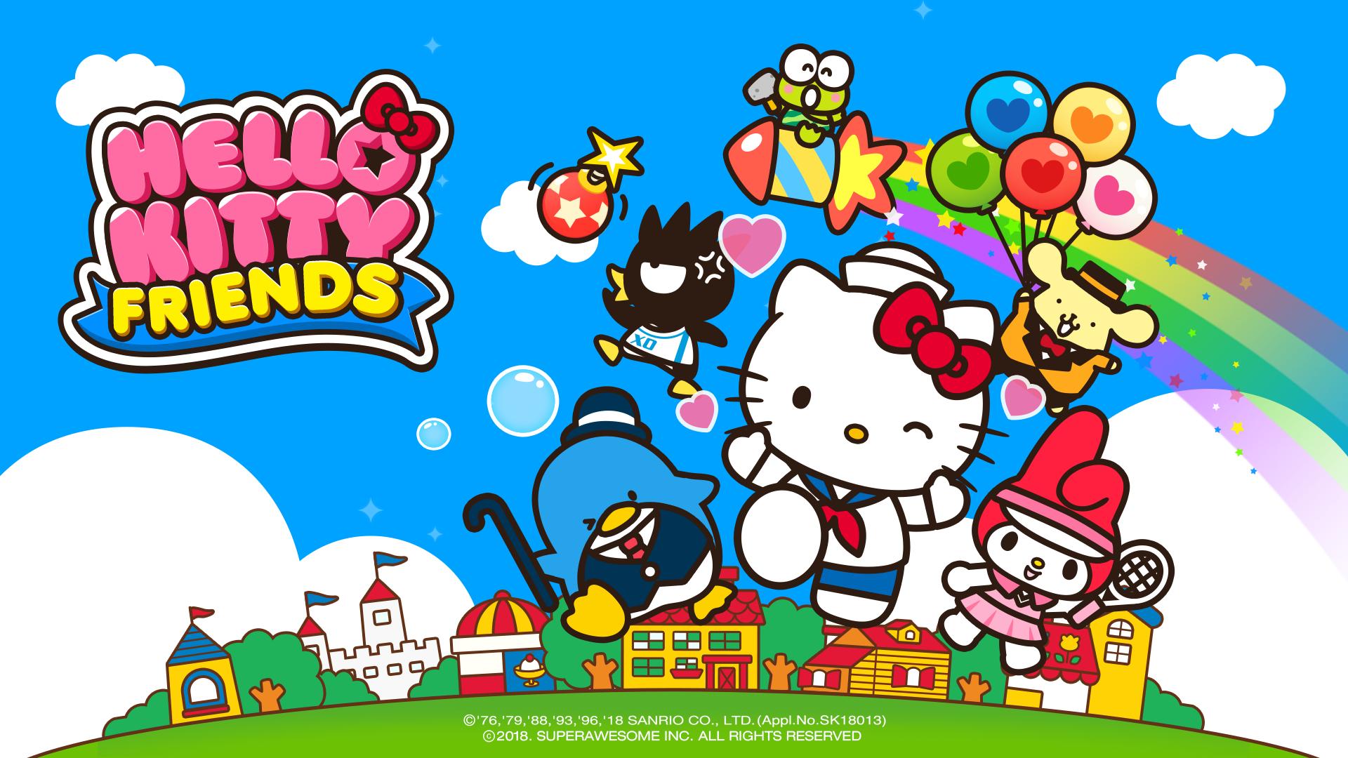 [MWU Korea '18] Hello Kitty Friends