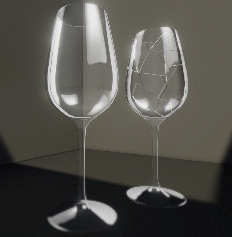 Unity Glass Shader