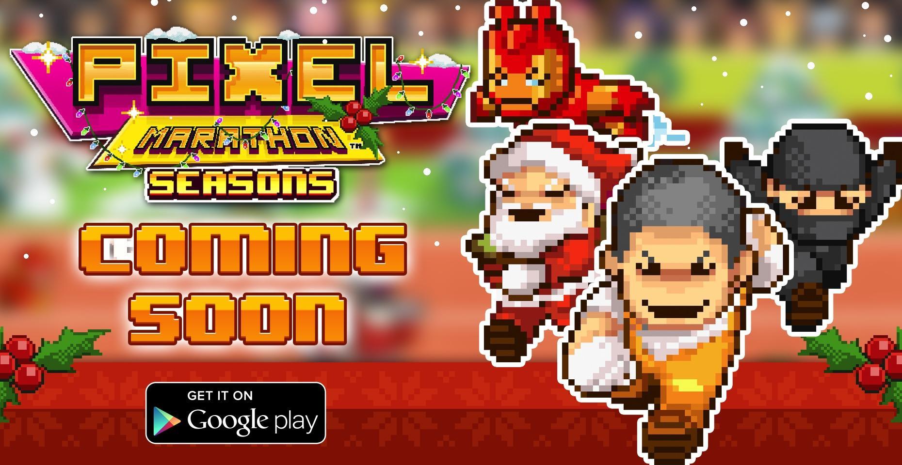 Pixel Marathon