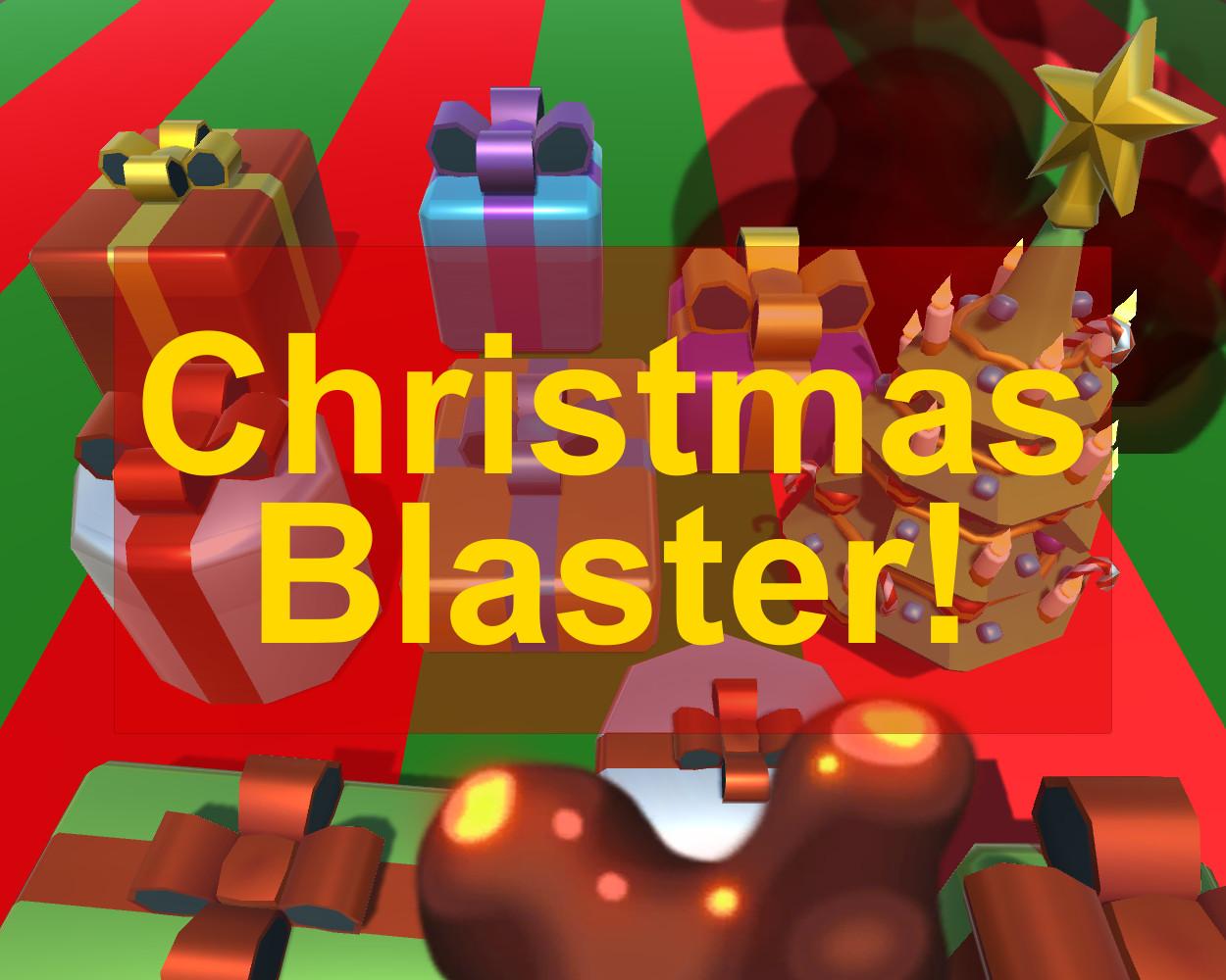 Christmas Blaster!