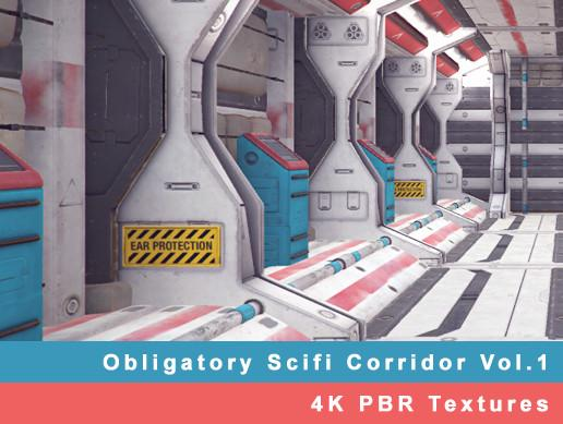 Obligatory Scifi Corridor Vol.1