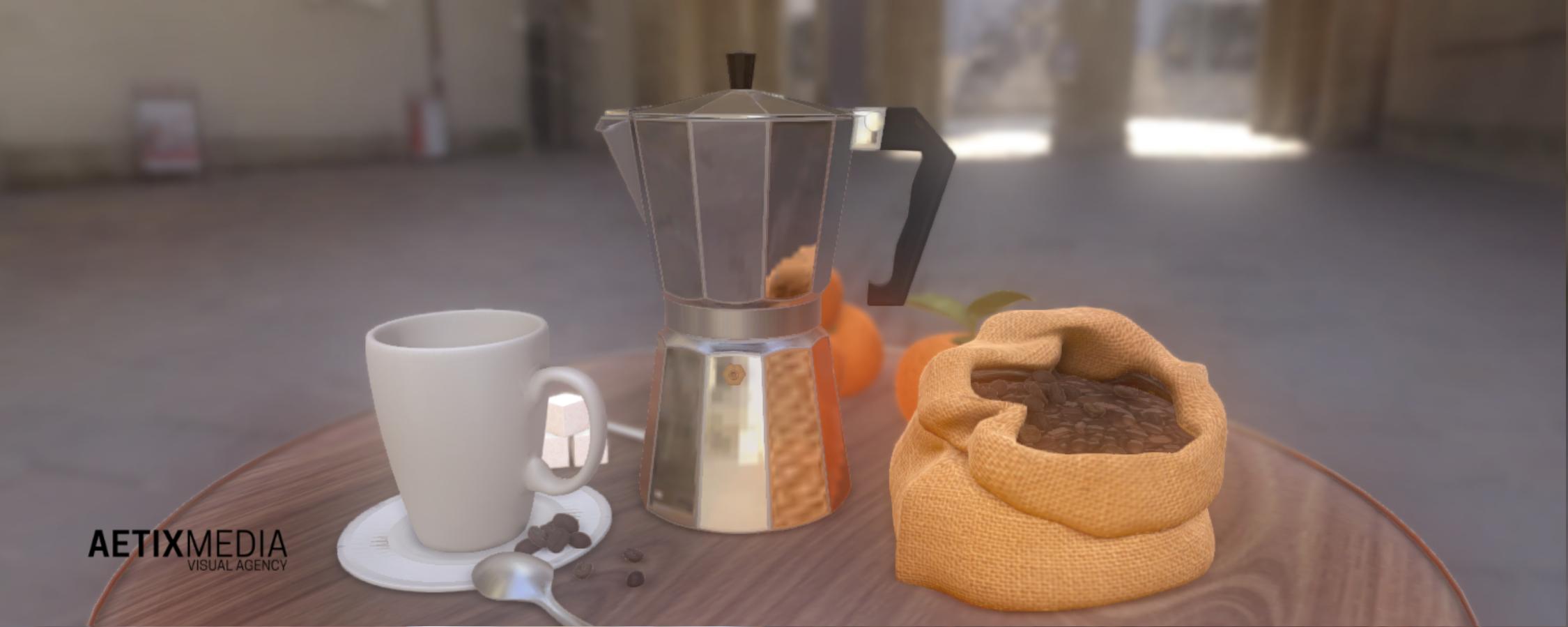 WebGL Espresso