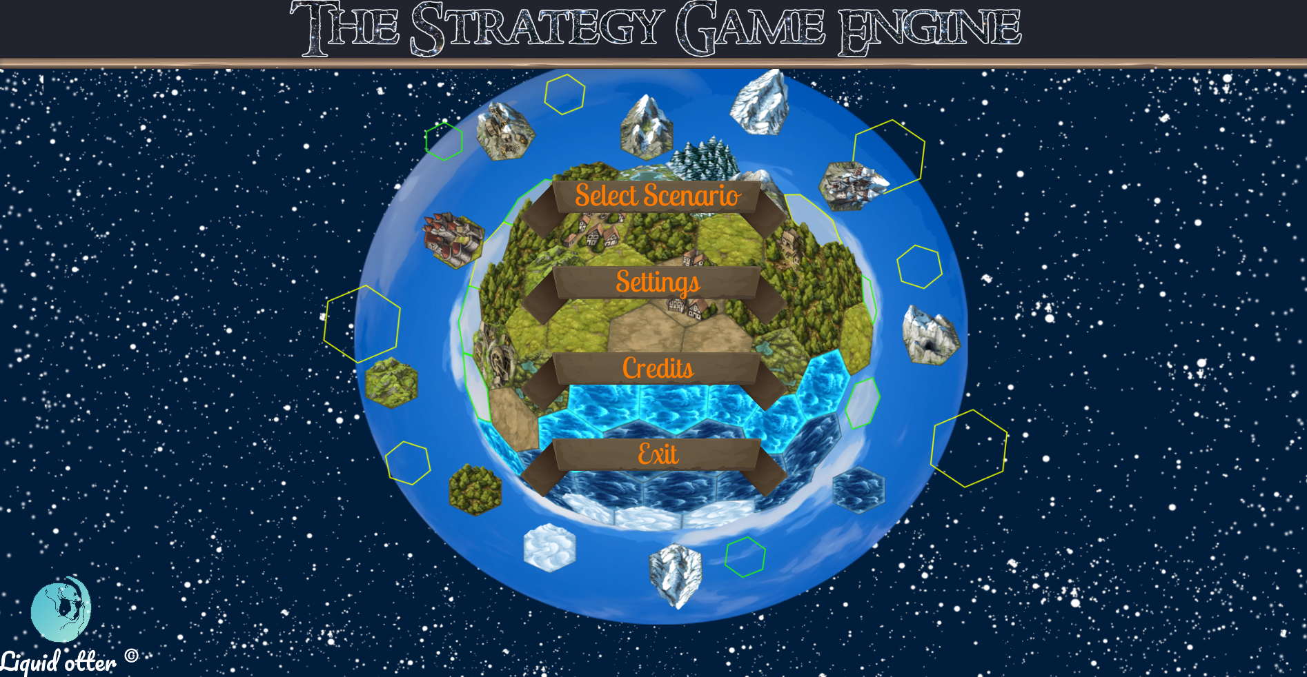The Strategy Game Engine